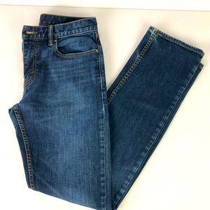 Banana Republic men's jeans 30 x 32 straight leg